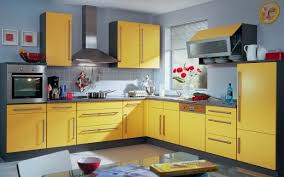 Yellow And Blue Kitchen Ideas Best Kitchens The Hearth Green Rugs Decor Medium