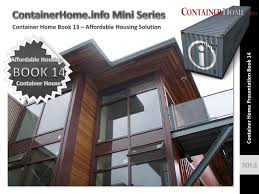 100 Affordable Container Homes Shipping Container Homes Book 14 By Shippingcontainerhomes