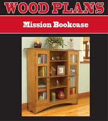 book shelf plans