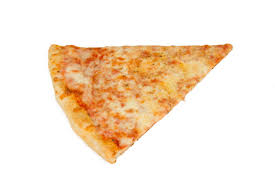 Slice Cheese Pizza Clipart