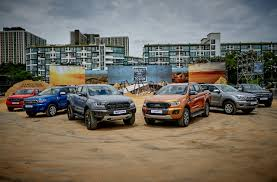 100 Ford Compact Truck Ranger Notches Record Sales Bunches Of Awards In Asia Pacific