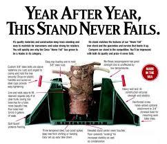 Cinco Tree Stands Range