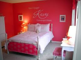 Teal And Pink Bedroom