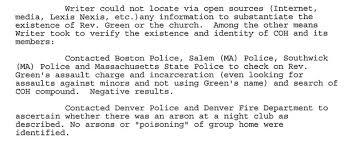 bureau fond d ran the fbi s 2 year investigation into a fictional anti cult