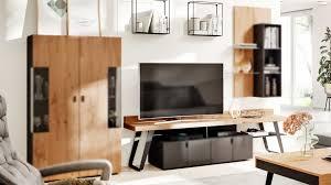 interliving wohnzimmer serie 2105 tv brücke tb6