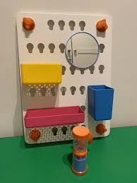 ikea låddan aufbewahrung badezimmer kinderhocker försiktig