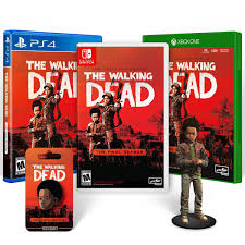 Some Stuff About The Walking Dead The Final Season Xbox One Release