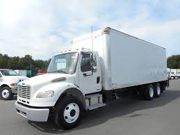 100 20 Foot Box Truck FREIGHTLINER Straight S For Sale