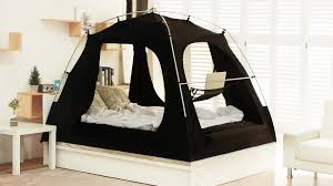 Room in Room Cozy All in one bed tent for your winter