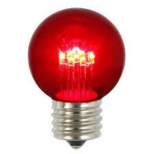 vickerman 0 37w 130 volt led light bulb set of 25 ebay
