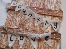 Country Love Rustic Fence Wedding Cake Topper By SamsSweetArt