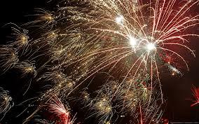 arriere plan de bureau animé fireworks animation for powerpoint wallpaper 285272