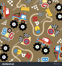 Vector Seamless Pattern Monster Truck Race Stock Vector (Royalty ... Rally Car Rock Crawler Off Road Race Monster Truck Ela The Optimasponsored Shocker Trucks Hit The Dirt Rc Truck Stop Faest In World Record Goes To Raminator Of Rampage Mt V3 15 Scale Gas Grave Digger Monster Truck 4x4 Race Racing Monstertruck G Wallpaper Madness Georgetown Speedway Dwiza Green Buy Monsters Hetmanski Hobbies Shapeways Sports Kids Youtube Desert Death Android Games In Tap