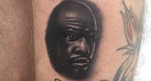 MMA Fan Loses Bet And Now Has Floyd Mayweathers Face Tattooed On His Arm