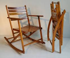 Pair Of Modernist Folding Slatted Rocking Chairs By ... Us 3690 Vintage Fniture Modern Wood Rocking Chair For Aged People Japanese Style Recliner Easy With Armrest Pulletout Ftstoolin Garden Antique Vintage Wood Folding Rocking Chair Rocker Floral Antique Folding Antique Appraisal Instappraisal Pair Of Rope Seat Chairs Splendid Comfortable Nursing Wooden Leather Armchair Vintage Wooden Folding Chair Victorian Upholstered Redwood Lawn Scdinavian Tapiovaara