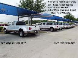 New 2012 Ford Super Duty Blow Out