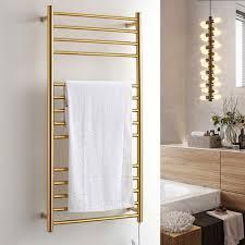 handtuchheizkörper golden electric handtuchhalter heizung