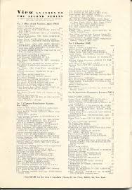 si e de table pour b view 2nd series no 4 americana fantastica january 1943