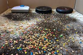 in battle of roomba botvac and rydis robot vacuums no clean