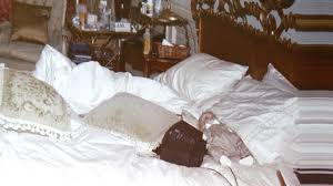 starb in diesem bett michael jackson b z berlin
