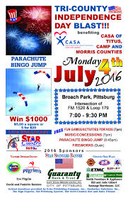 TRI COUNTY INDEPENDENCE DAY BLAST JULY 4 2016