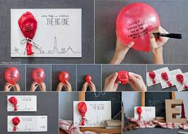 Creative Handmade Birthday Gifts For Boyfriend