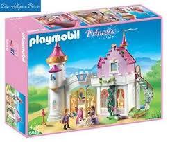 spielzeug playmobil princess 6851 himmlisches schlafzimmer