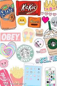Food Emoji Wallpaper