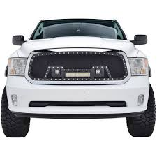 48-0960 Ram 1500 Wire Mesh Main Upper Grille Insert Evolution With ... 2010 2011 2012 2013 2014 2015 2016 2017 2018 Dodge Ram 2500 Custom Grilles Sema Project Blackout In Gothic Image 1500 2wd Reg Cab 1205 Slt Grille Size 1024 Trex Billet Grills Grills For Your Car Truck Jeep Or Suv Plasti Dipped 2005 Bumper Grille And Badges Youtube 32 Great Dodge Ram Grill Otoriyocecom Which Grill Page 3 Dodge Ram Forum Truck Forums Torch Series Led Light Single 2 Cubes 8193 Mrtaillightcom Online Store Dip 2007 Emblems Bumpers Before And