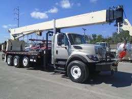 2009 National-International 9125A, 26 Ton, Boom Truck | CranesList
