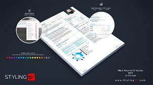 Resume Builder | Make Your CV Stand Out - StylingCV [2019] Free Resume Builder Professional Cv Maker For Android Examples Online Why Should I Use A Advantages Disadvantages Best Create Perfect Now In 2019 Novorsum Ebook Descgar App Com Generate Few Minutes 10 Building Apps Last Updated November 14 Get Started