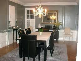 Magnificent Vintage Dining Table Set Room Chandeliers With Shades On Large