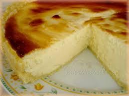 pate brisee au fromage gâteau au fromage blanc sur fond de pâte amandine au citron