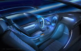 Beautiful Design Vehicle Interior Lighting Imposing LED Light Kits ...