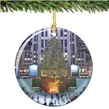 Christmas Tree Rockefeller Center Live Cam by Amazon Com Rockefeller Center Christmas Ornament Christmas Tree