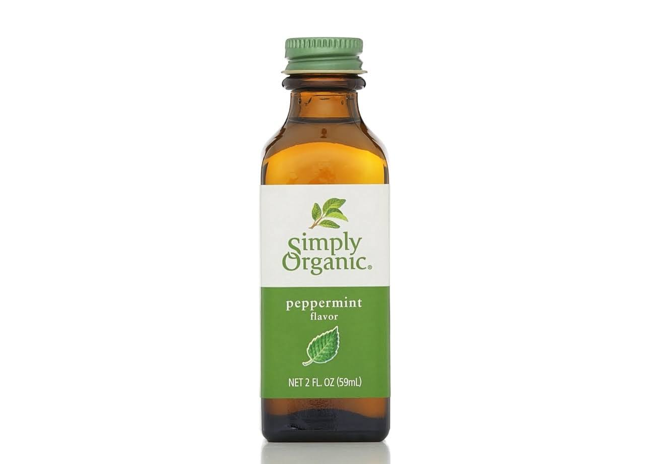 Simply Organic - Peppermint, 59ml