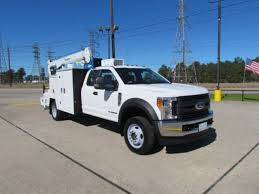 2017 Ford Service Trucks / Utility Trucks / Mechanic Trucks In Texas ...