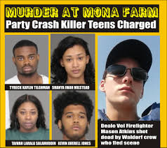 Pumpkin Farms In Waldorf Maryland by Murder Usa The Party Crashing Killers U2013 Waldorf Crew Arrested For
