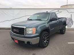 100 Gmc Work Truck 2008 GMC Sierra 1500 2WD Reg Cab 1190 12151775 El Paso TX