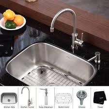 Kitchen Sink Disposal Not Working by Stainless Steel Kitchen Sink Combination Kraususa Com