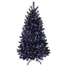 Lighted Spiral Christmas Tree Uk by Pre Lighted Christmas Trees Ebay