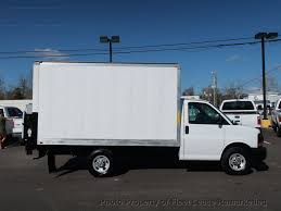 100 Utility Box Truck 2014 Used Chevrolet G3500 Express 12 Foot With