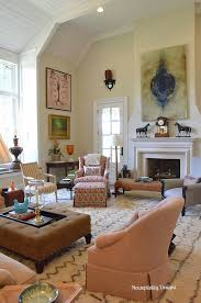 Southern Living Living Room Photos living room 2015 southern living idea house housepitality designs
