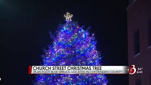 Church Street Looking For 2018 Christmas Tree
