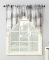 Lichtenberg Curtains No 918 by Kitchen Curtains Curtains And Window Treatments Macy U0027s
