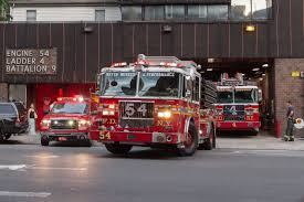 100 Fire Trucks Unlimited EXCLUSIVE NYC To Roll Out High Vision Trucks With Fewer Blind
