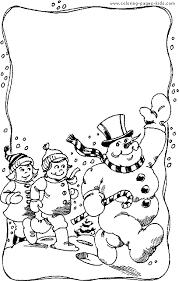 Free Printable Christmas Cards To Color PT5b6Rzbc