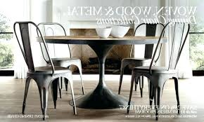 Restoration Hardware Dining Room Tables Table With Regard To