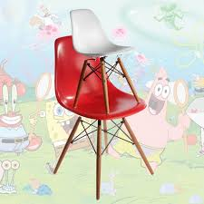 chaises dsw eames charles eames chaise pour enfants dsw enfants design chaise pour