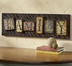 Cheetah Print Living Room Decor by Wall Art Designs Fabric Wall Art Wild African Safari Tribal